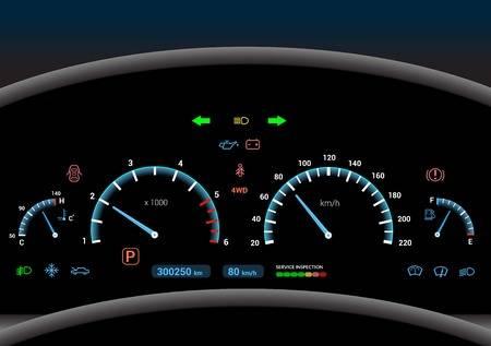 13,744 Car Dashboard Cliparts, Stock Vector And Royalty Free Car.