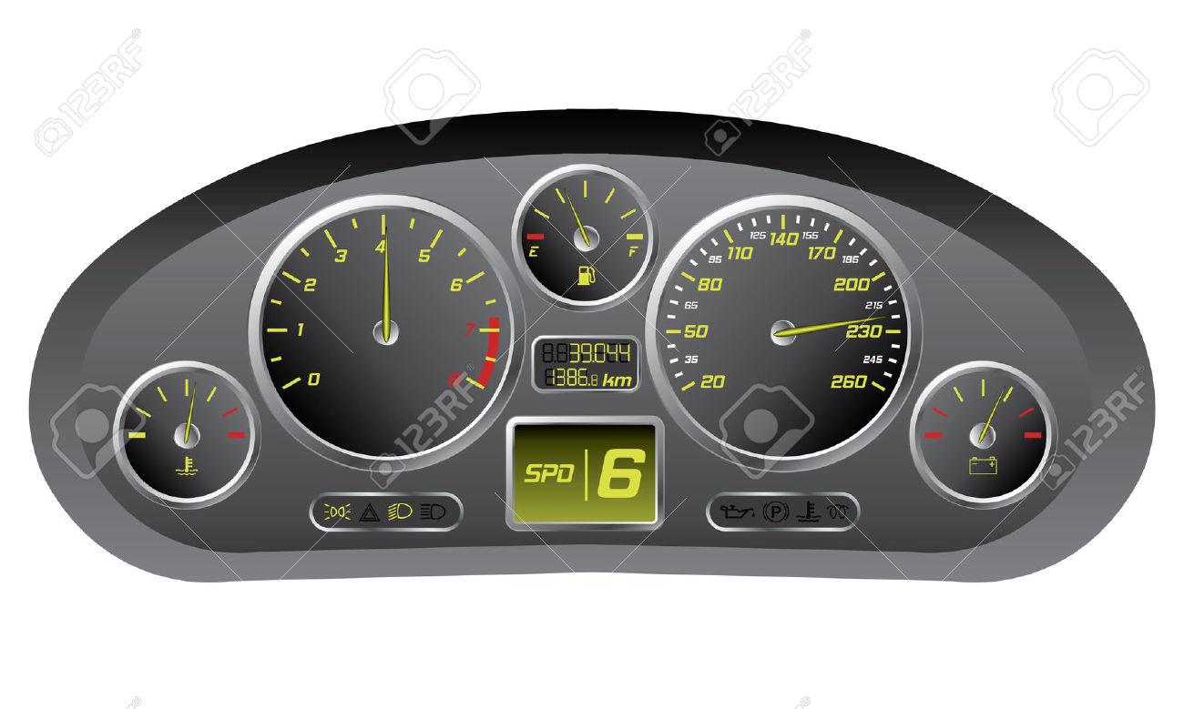 Showing post & media for Car dashboard cartoon.