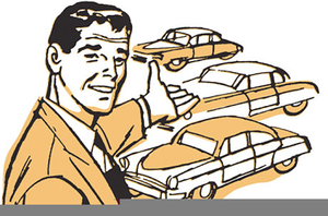 Auto Dealer Clipart.
