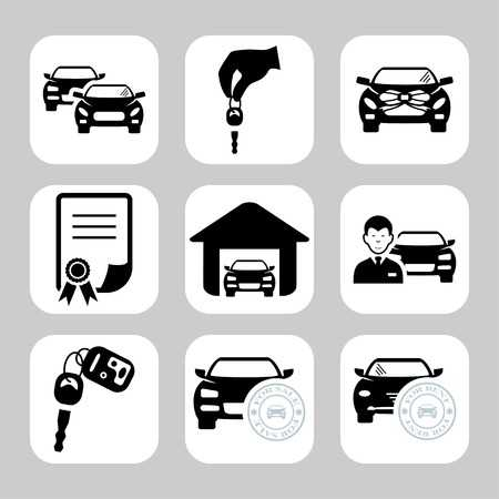 4,118 Car Dealer Stock Illustrations, Cliparts And Royalty Free Car.