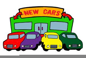 Car Dealership Clipart.