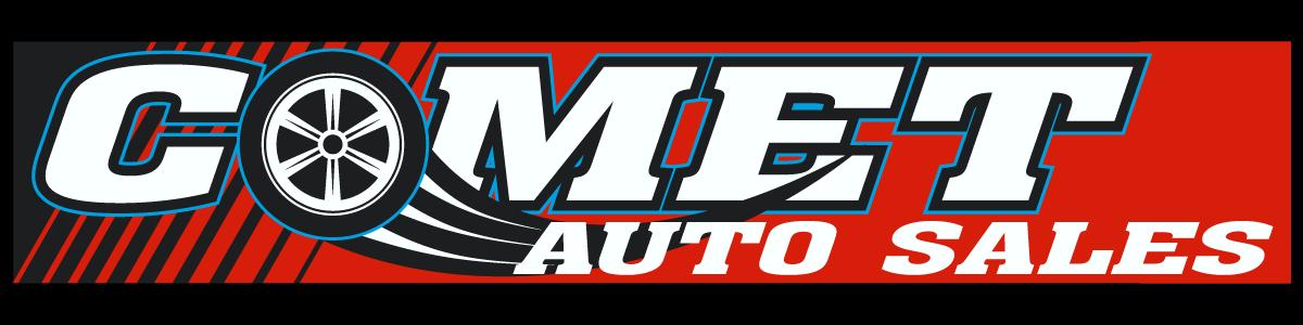 Comet Auto Sales.