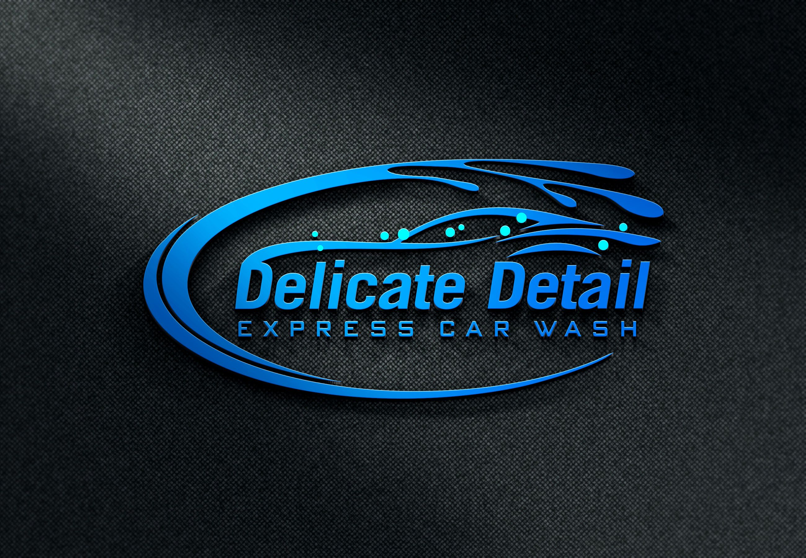 Design logo for business express car wash #Detailing #Car.