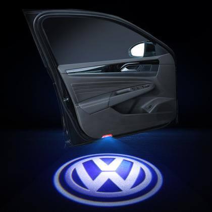 Luke Car Wireless LED Car Door Projector.
