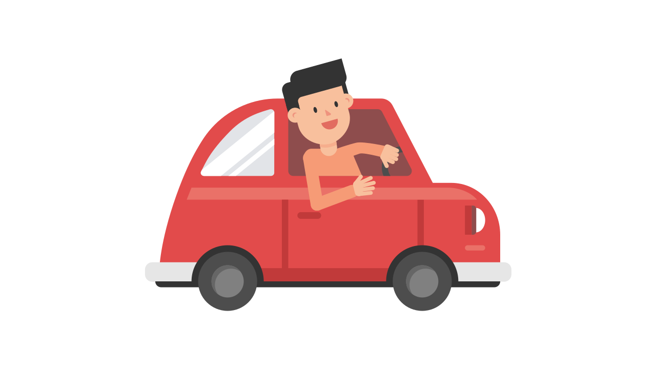 Driving PNG Images.