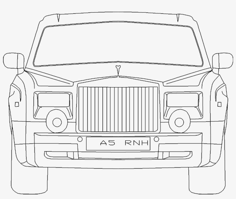 Car Elevation Png PNG Image.