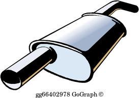 Exhaust Clip Art.