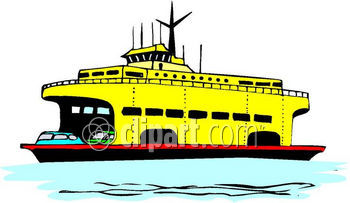 Clipart ferry.