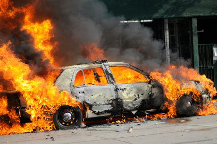Vehicle Fires.