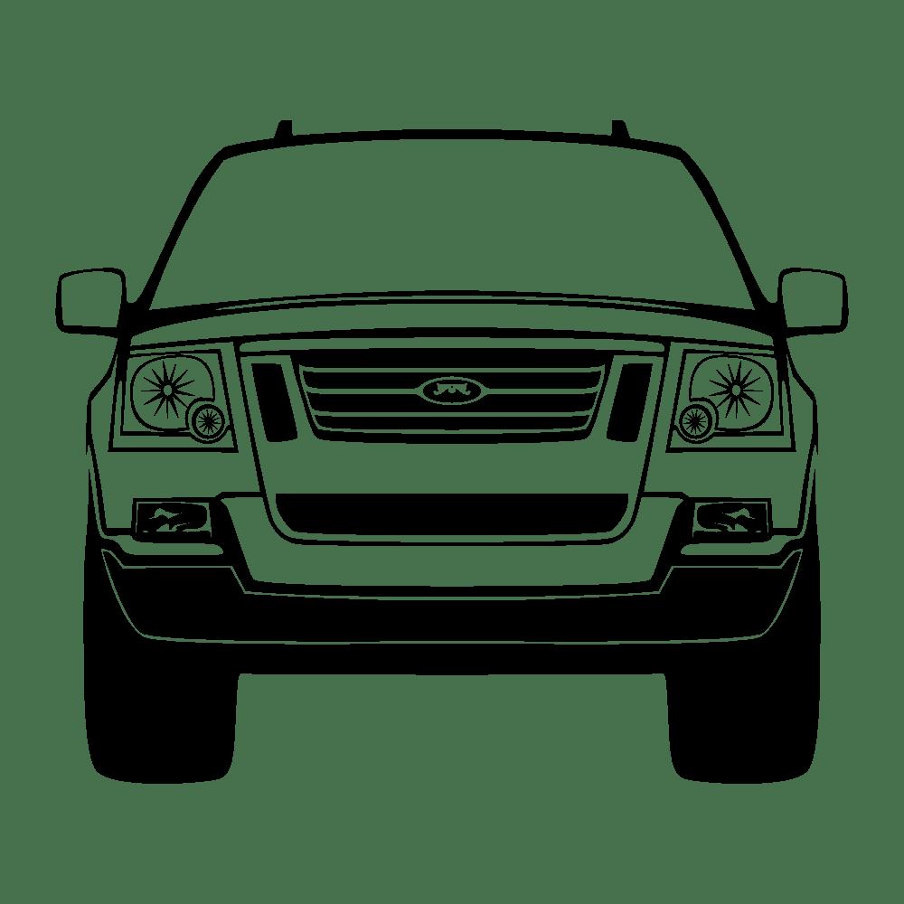 Car front view clipart 1 » Clipart Portal.