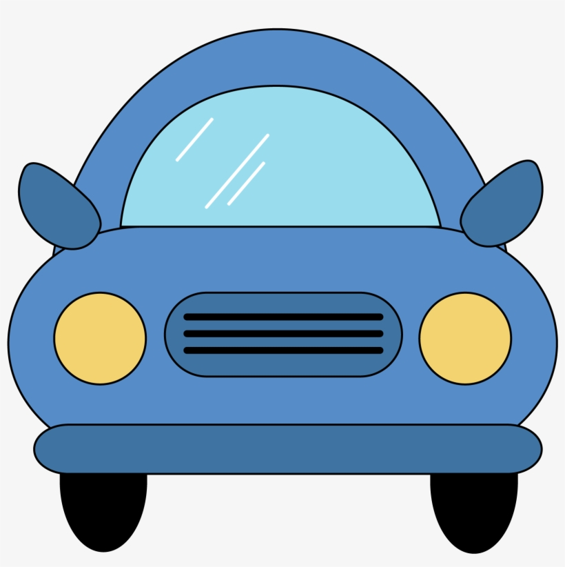 28 Collection Of Front View Of A Car Clipart.