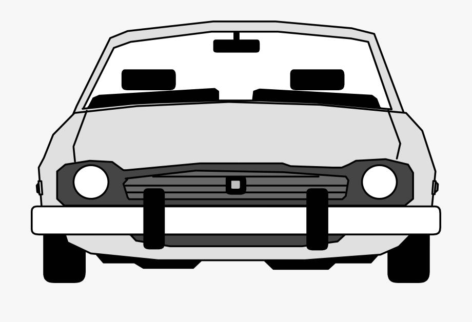 Car Clipart Front End.