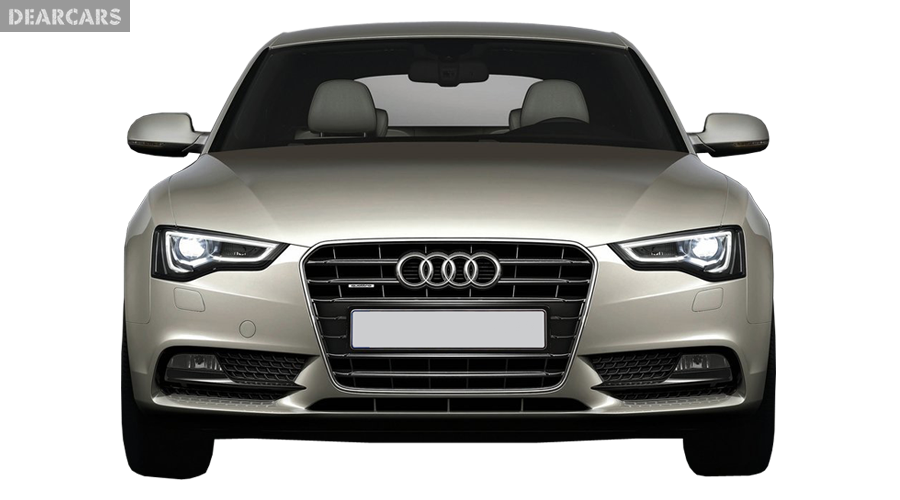 Download Audi Car Front View PNG.