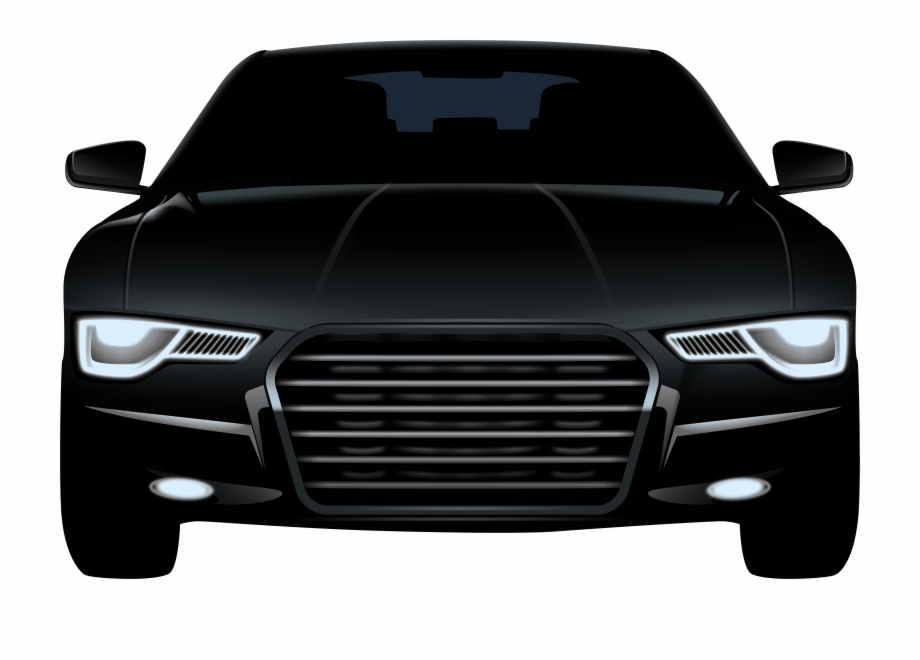 Car Front Png.