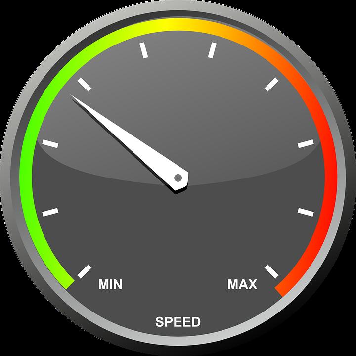 Free vector graphic: Speedometer, Tachometer, Speed.