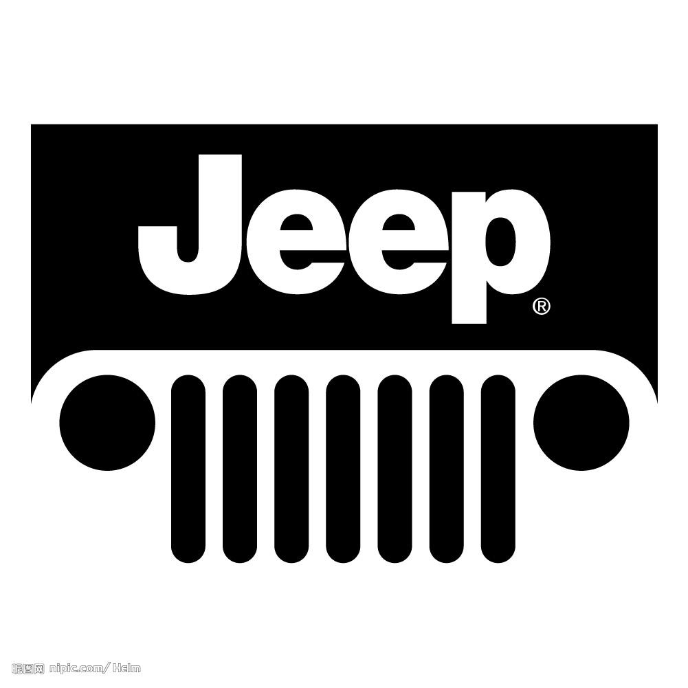 Jeep Seven Slot Grill.