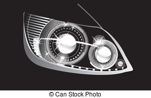 Headlights Clipart Vector Graphics. 2,861 Headlights EPS clip art.