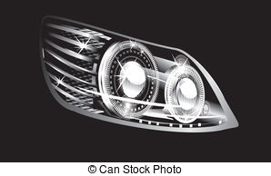 Headlights Clipart Vector Graphics. 2,861 Headlights EPS clip art.