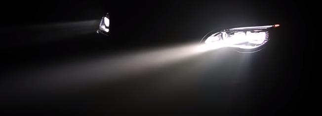 Smart Car Headlight.