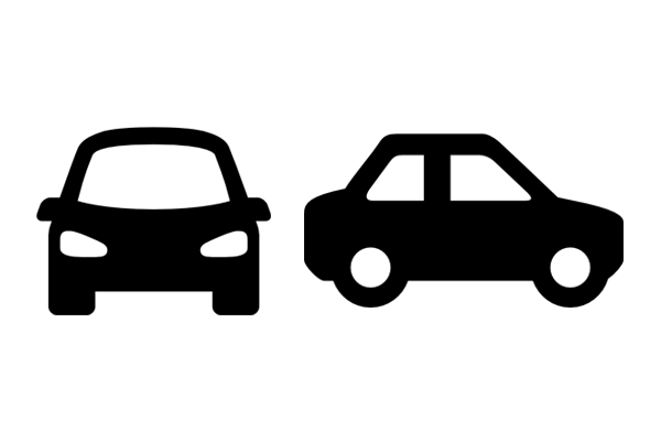 Free White Car Icon Png Download White Car Icon Png Vehicle Png.