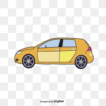 Cartoon Car Illustration Png, Vector, PSD, and Clipart With.
