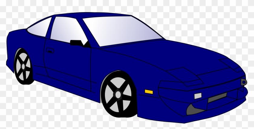 Blue Car Clipart Free Download Clip Art.