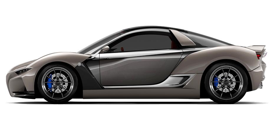 Concept Car PNG Transparent Images.