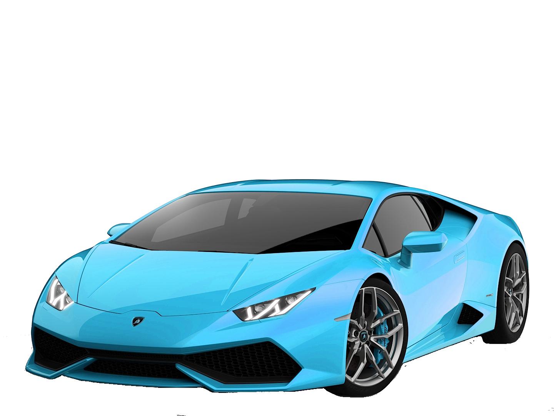 Lamborghini PNG Image.
