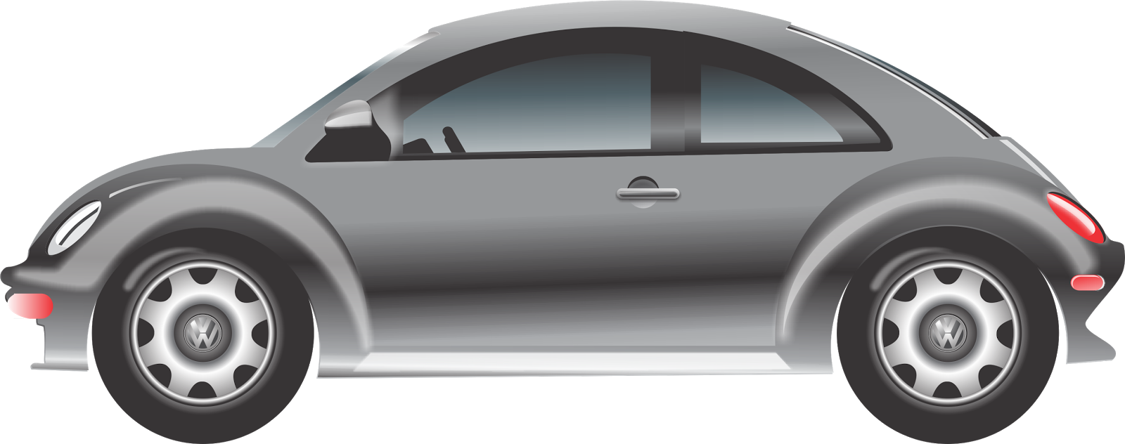 Vw Beetle Vector Png Clipart.