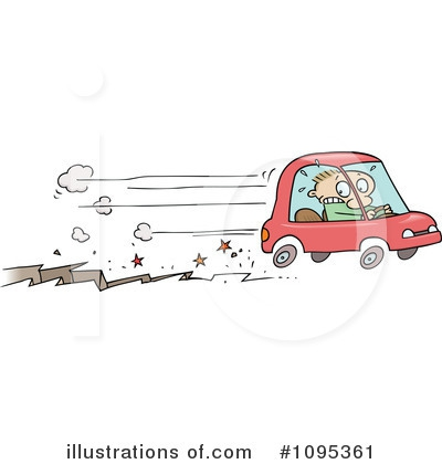 Moving Car Clipart#1909434.