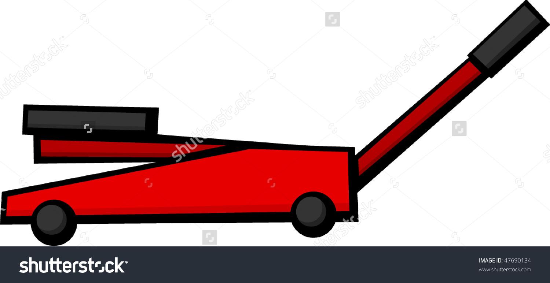 Car Jack Clipart.
