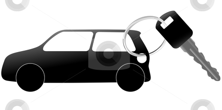 Car Key Clipart.