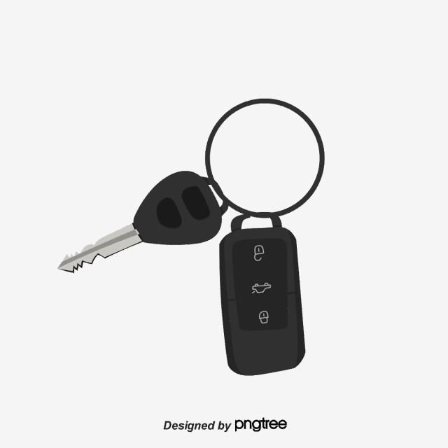 Car Key Png, Vector, PSD, and Clipart With Transparent Background.
