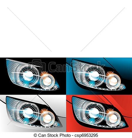 Car Lamp Clipart Clipground