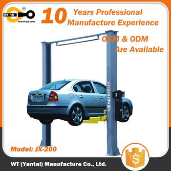 3.5 Tons Original Launch 2 Post Car Lift.