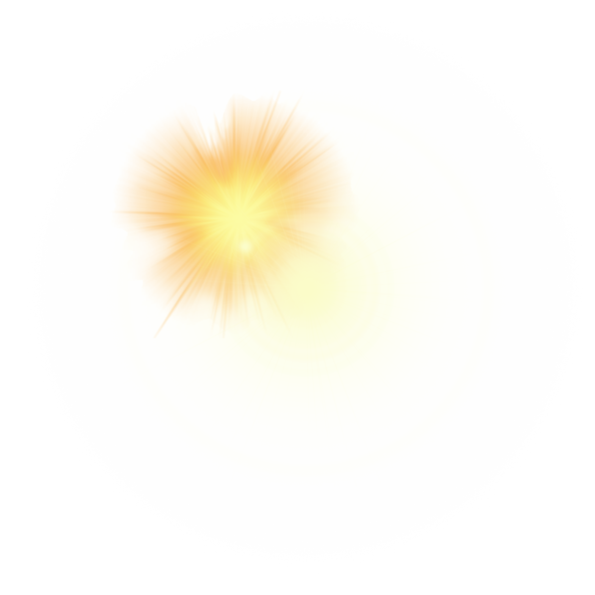 Download Efficacy Car Effect Yellow Lighting Light Luminous Clipart.