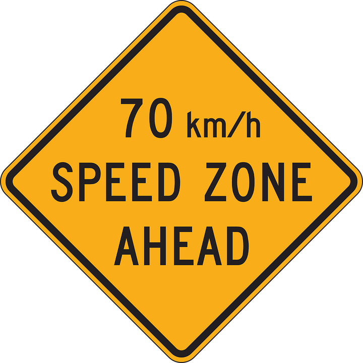 Free vector graphic: Speed, Limit, Car, Safety, Law.