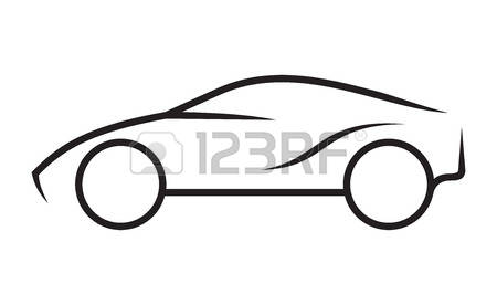 7,034 Car Side View Stock Vector Illustration And Royalty Free Car.