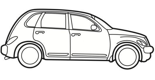 Free Car Line Art, Download Free Clip Art, Free Clip Art on Clipart.