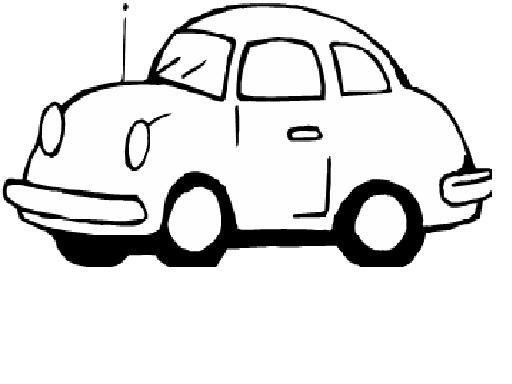 Car Clipart Drawing.
