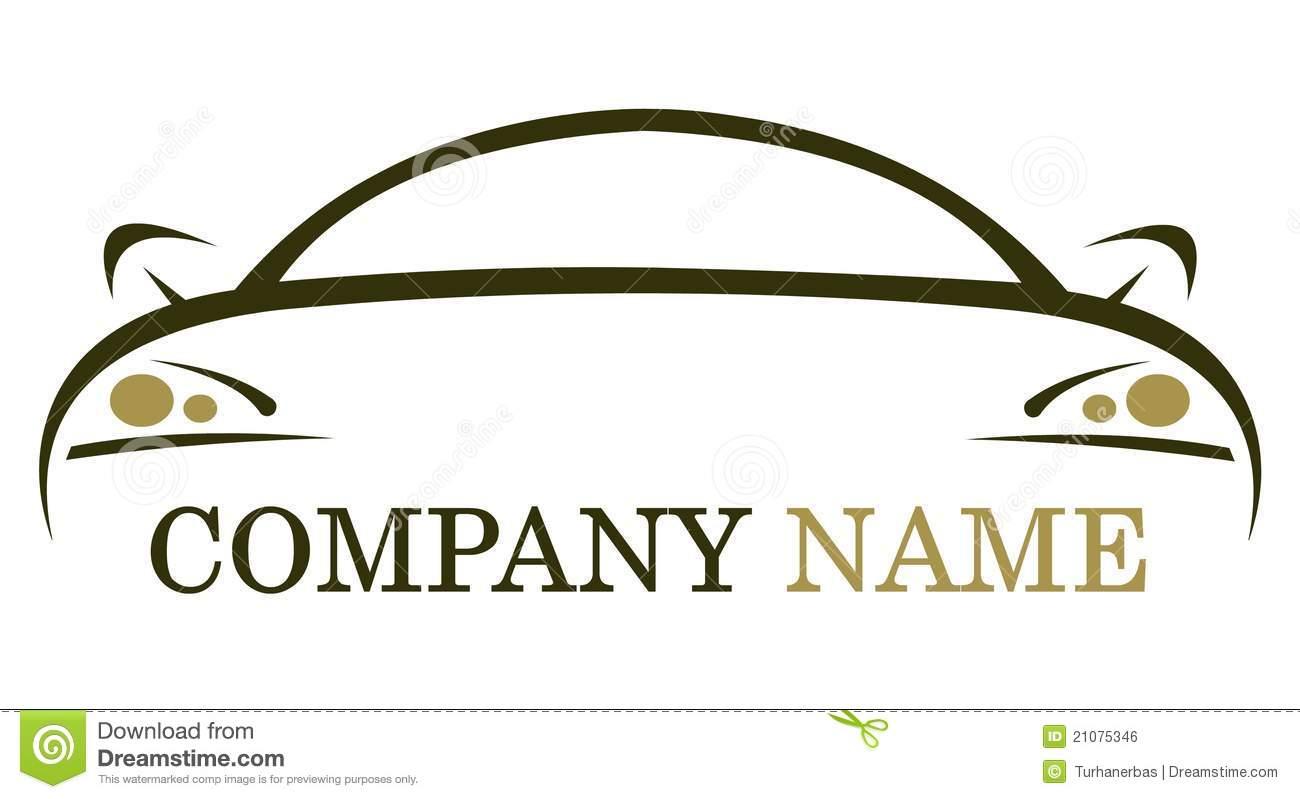 Car Logo stock vector. Illustration of transport, sign.
