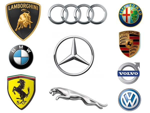 Car Logos History: 10 Iconic Car Emblems With Great Tales To.