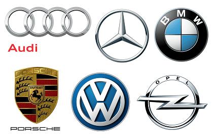 German Car Brands.
