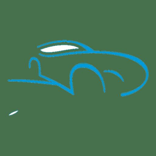 Speed Car Logo Transparent PNG #7300.