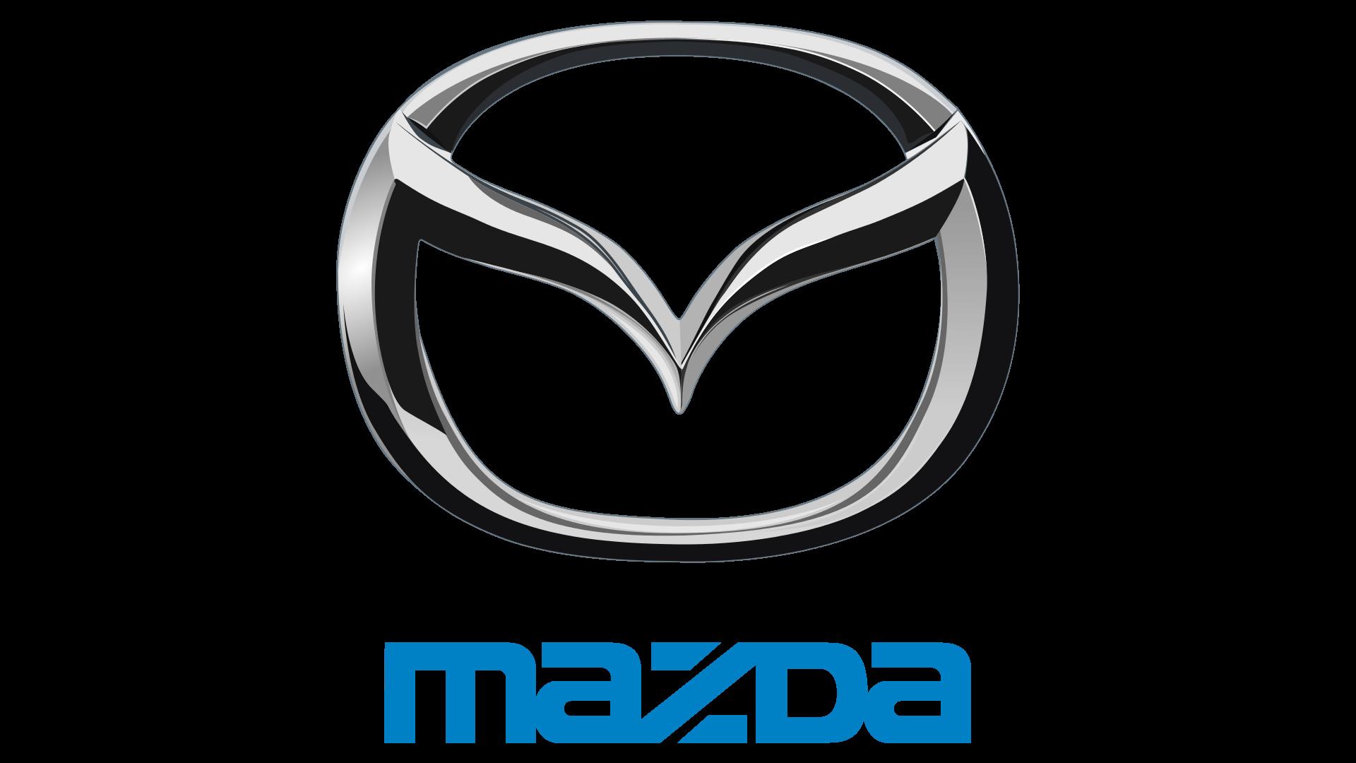 Car Logo Mazda transparent PNG.