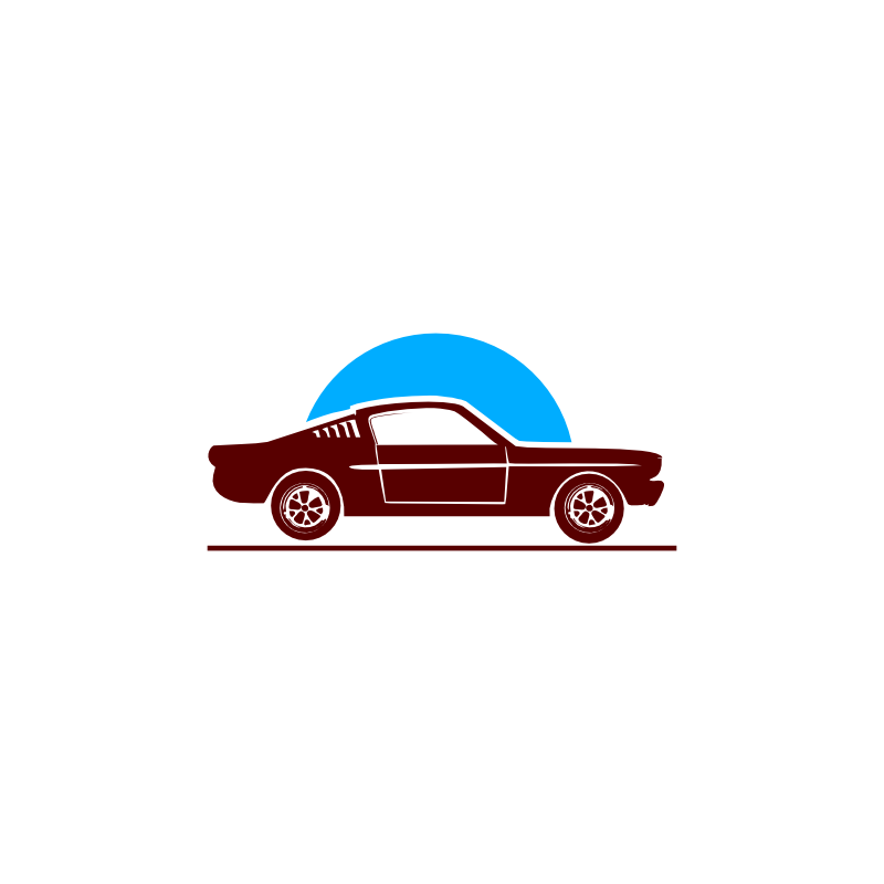 Free car logo vector 0001.