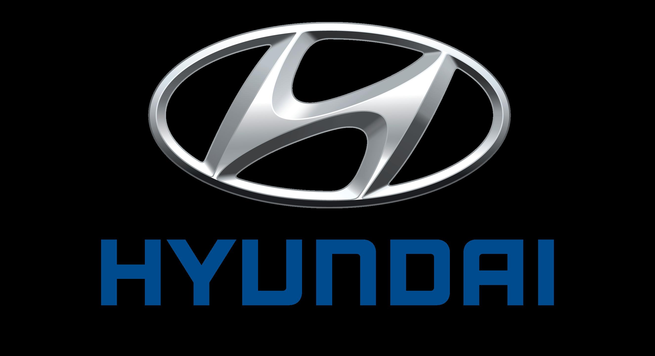 Car Logo Hyundai transparent PNG.