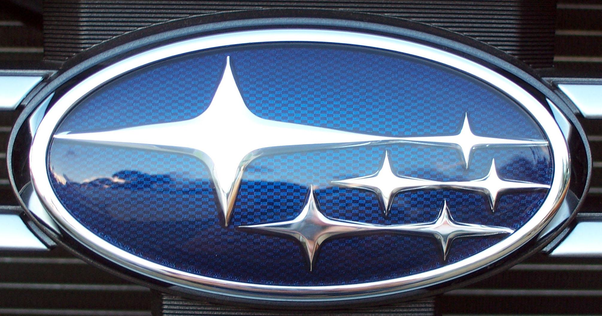 Subaru Logo, Subaru Car Symbol Meaning and History.