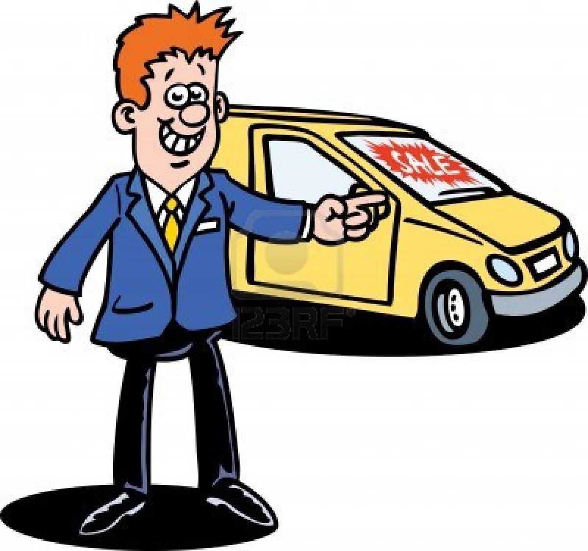 Top 60 Car Dealership Clip Art, Vector Gra #464431.