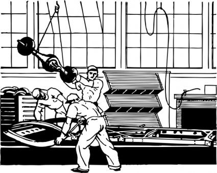 Factory Clip Art Download 90 clip arts (Page 1).